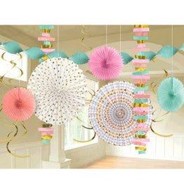 Paper & Foil Decorating Kit Pastel