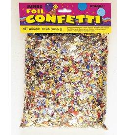 Jumbo Foil Confetti 10oz