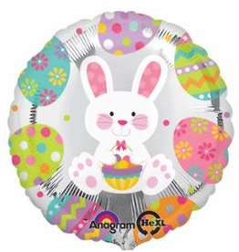"Easter Enchantment 18"" Mylar Balloon"