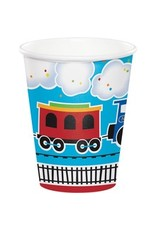 All Aboard 9oz Cups (8)