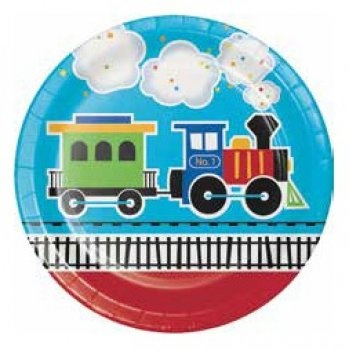 All Aboard Lunch Plate (8)