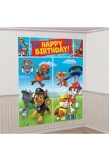 Paw Patrol™ Scene Setters® Wall Decorating Kit