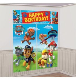 Paw Patrol™ Scene Setters® Wall Decorating Kit
