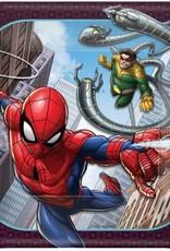 "Spider-Man™ Webbed Wonder Square Plates, 7"""