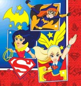 DC Super Hero Girls™ Luncheon Napkins