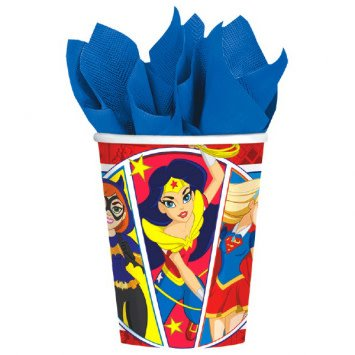 DC Super Hero Girls™ Cups, 9 oz.