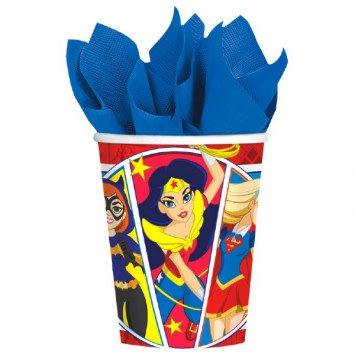 DC Super Hero Girls™ Cups, 9 oz.