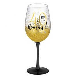 """40"" Wine Glass"