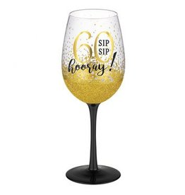 """60"" Wine Glass"