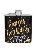 """Happy Birthday"" Flask"