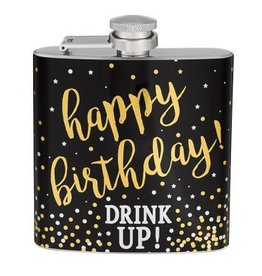 """Happy Birthday"" Flask"