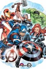 """Marvel Avengers 18"""" Mylar Balloon"""
