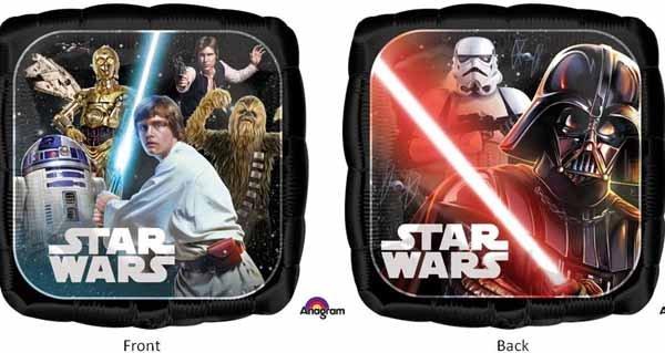 """Star Wars Classic 18"""" Mylar Balloon"""
