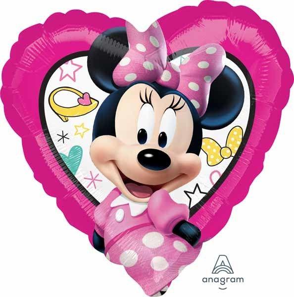 "Minnie Happy Helpers 18"" Mylar Balloon"