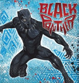 Marvel Black Panther™ Luncheon Napkins (16)