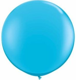 """36"""" Balloon Robin's Egg Blue Flat"""
