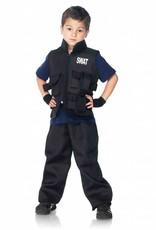 Children's Costume Swat Officer Large
