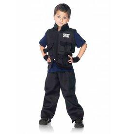 Children's Costume Swat Officer Small