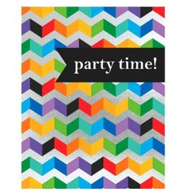 Party Time Invites (8)