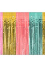 Door Curtain Pastel