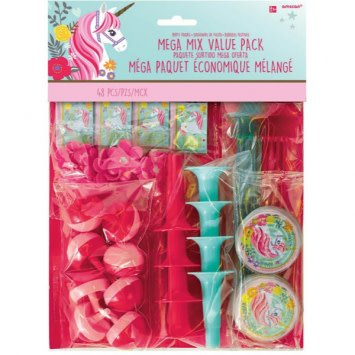 Magical Unicorn Mega Mix Value Pack (48)