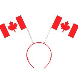 Canada Day Flag Headband