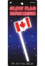 Canada Day Glow Flag