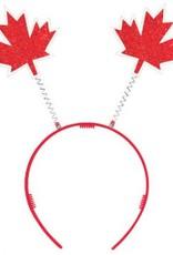 Canada Day Maple Leaf Headbopper