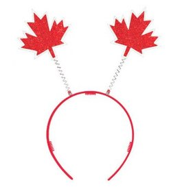 Canada Day Maple Leaf Headbopper