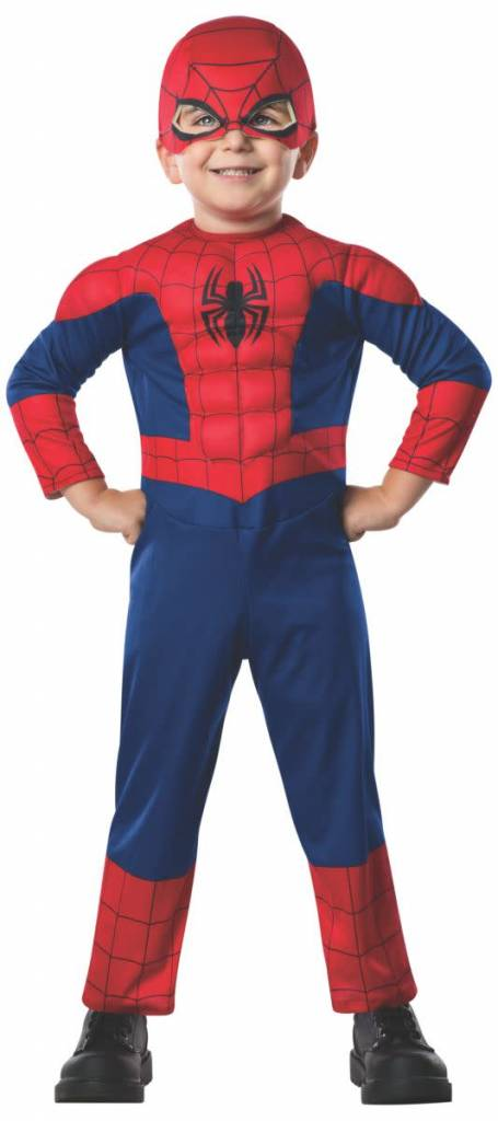 Toddler Costume Ultimate Spiderman (2-4)