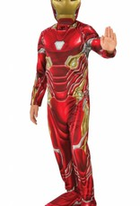Children's Costume Infinity War Iron-Man Medium