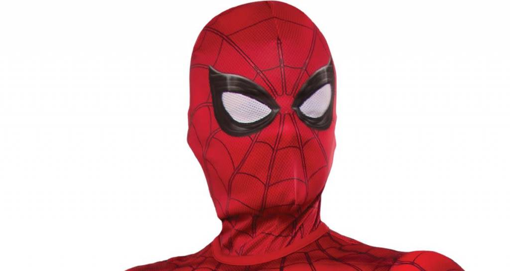 Spiderman Mask (Child Size)