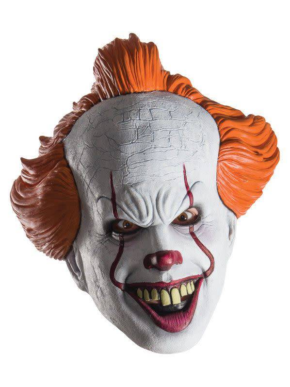 Adult Pennywise 3/4 Mask