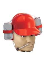 Red Drinking Helmet