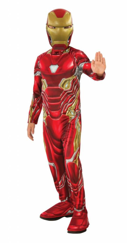 Children's Costume Infinity War Iron-Man Large