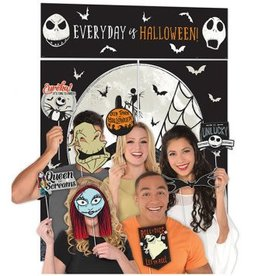 Nightmare Before Christmas Scene Setter® with Photo Props