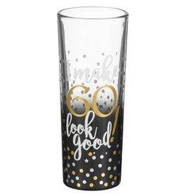 """""""60"""" Shot Glass"""