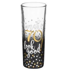 """""""70"""" Shot Glass"""