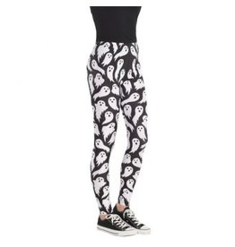 Ghost Leggings - Adult Standard