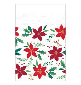 Christmas Wishes Plastic Tablecover