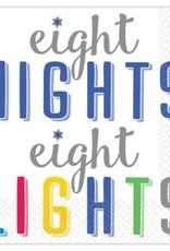 8 Nights, 8 Lights Beverage Napkins (16)