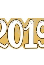 2019 Signable Cutout