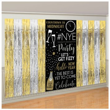 New Year's Fringe & Scene Setters® Combo Backdrop
