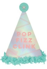 Pop Fizz Clink Cone Hat