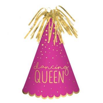 Dancing Queen Cone Hat