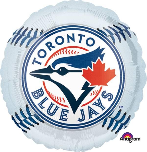 """Toronto Blue Jays 18"""" Balloon"""