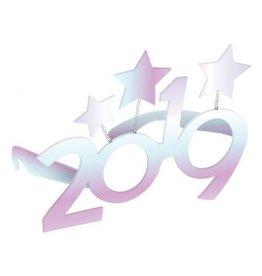 2019 Star Glasses - Iridescent