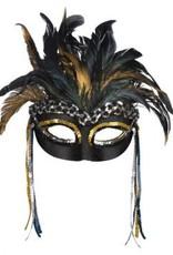 Glitzy Goddess Mask