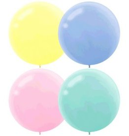 "24"" Balloon Inflated with Helium $10.00"
