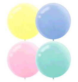 """24"""" Balloon Inflated with Helium $10.00"""